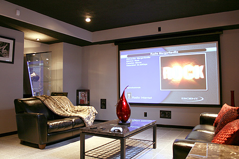 Home theater omaha ne audio video solutions omaha ne home theater installation and more - Living room home theater ...